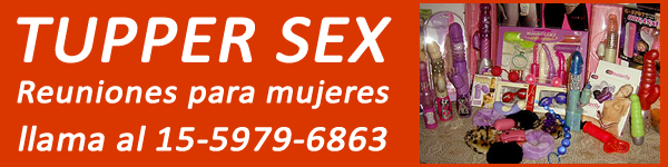 Banner Sex shop en Floresta